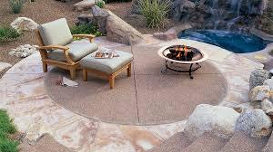 Patio Rocks Great Garden Fountain Ideas Sunset