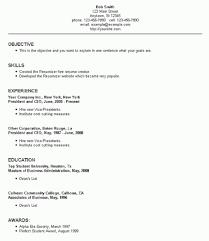 Taleo Resume A Sample Of A Resume For A Job Sample Resume Database Management