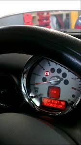 mini cooper warning lights meanings mini cooper clubman engine light dash function youtube
