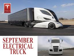 electric truck el trailero magazine magazine