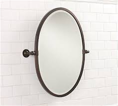 oval pivot bathroom mirror bathroom oval pivot mirrors fresh bathroom