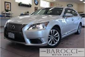 how much does a lexus ls 460 cost used 2013 lexus ls 460 for sale pricing features edmunds