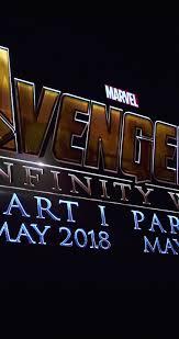 avengers infinity war hd movie wallpaper