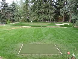 eztee tee lines u0026 hitting mats synthetic turf international