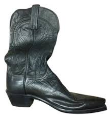 clearance s boots size 9 lucchese sale up to 90 at tradesy