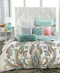 Coral And Teal Bedding Sets 119 Best Bedding Images On Pinterest Bedroom Ideas Home