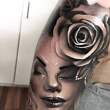 33 best realistic face tattoos images on pinterest colours