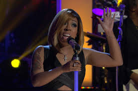 k michelle bob hairstyles k michelle performs can t raise a man on arsenio rap up