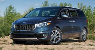 kia vehicles 2015 kia rises to top of minivan competition