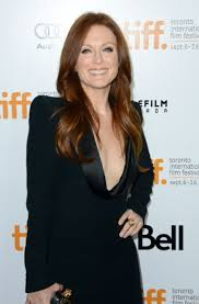 julianne moore julianne moore wows at toronto film festival in plunging dress