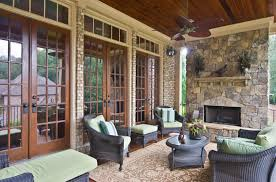 house plans with outdoor living space outdoor living space hammertime construction inc atlanta