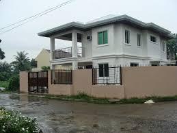 two storey house modern shotgun house plans luxury philippine house design