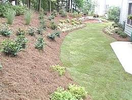 Sloped Backyard Ideas Triyae Com U003d Ideas For A Sloped Front Yard Various Design