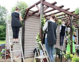 pergola design fabulous wedding arbor beach discount wedding