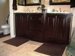 brown bathroom ideas interior delightful home interior design with dark brown floor