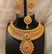 image gold necklace images 15 modern gold necklace designs in 30 grams styles at life jpg