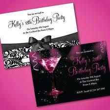 women 30th birthday invitation digital printable invitation