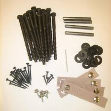 Bunk Bed Fasteners The Official This End Up Bunk Bed Hardware Kit