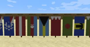 Belize Flag Flags Of The World Banners Creative Mode Minecraft Java