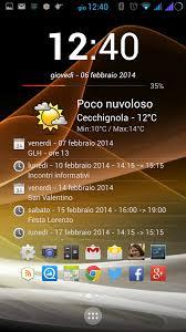 agenda widget plus apk clock calendar widget 2 6 0 apk android lifestyle apps