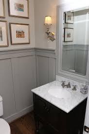 panelled bathroom ideas 267 best bath power rooms images on bathroom ideas