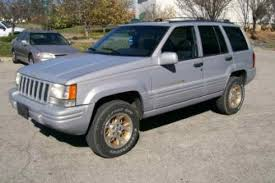1996 jeep grand cherokee old car and vehicle 2017