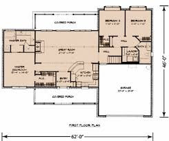 ranch style house plan 3 beds 3 baths 1840 sq ft plan 140 103