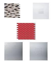 plaque adh駸ive cuisine plaque adhsive dcorative amazing muretto beige mosaic decorative