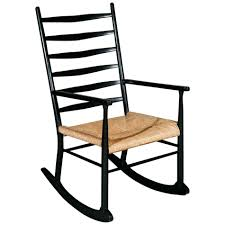 Rocking Chairs For Adults Outsunny Porch Rocking Chair Outdoor Patio Wooden Whiteoutdoor