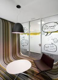 Interior Design Themes Office U0026 Workspace Cool Office Interior Designs With Orange Color