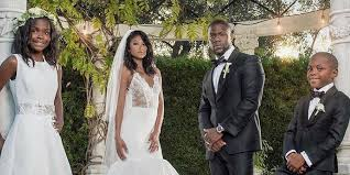kevin hart wedding wedding photos anyone kevin hart rayj and nfl player