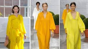 2017 color trends fashion 2017 spring summer color trends seen on korean celebs yellow