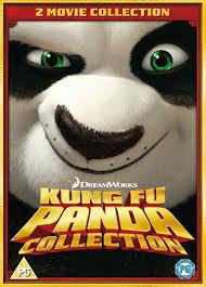 kung fu panda kung fu panda 2 dvd hmv store