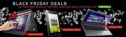 tablet black friday deals lenovo black friday 2012 deals launched on android tablets
