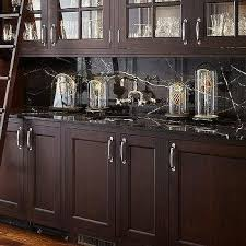 Black Walnut Kitchen Cabinets Black Walnut Kitchen Countertops Design Ideas