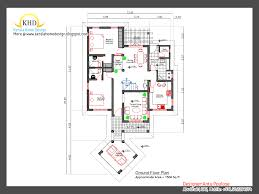 1600 square foot floor plans 1600 square feet four bed room house plan architecture kerala