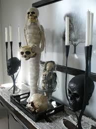 Halloween Room Decoration - easy and stylish halloween dining room decorating ideas