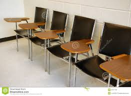 lecture tables and chairs chairs in lecture room stock photo image of desk notes 2247738