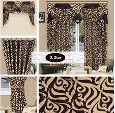 custom design curtains designer shower curtains with valance outdoor decor ideas summer