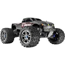 traxxas monster jam rc trucks traxxas e maxx brushless 1 10 rc model car electric monster truck