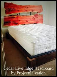Barn Wood Headboard Handmade Live Edge Headboard Industrial Headboard Reclaimed
