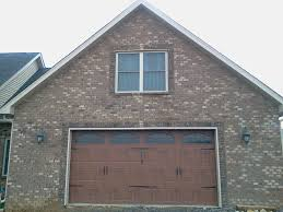Overhead Doors Chicago by Nashville Custom Garage Doors Installation U0026 Parts Services Tn