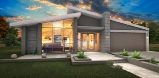 SINGLE STORY HOUSE DESIGN DISPLAY HOMES PERTH BUILDERS PERTH - New modern home designs