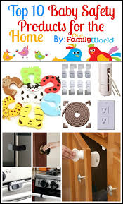 Top 10 Must Baby Items by Top 10 Must Baby Safety Products For Your Home