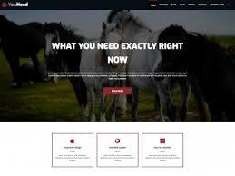 free web templates wordpress themes joomla templates just