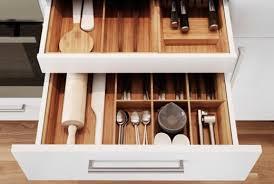 rangement pour tiroir de cuisine rangements pour tiroirs aménagements intérieurs ikea