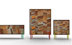 Reclaimed Wood Room Divider From The Source Uses Reclaimed Indonesian Wood To Create Chic