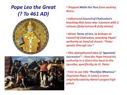 Council Of Chalcedon Teachings Era 2 The Growth Of Christianity 300 To 800 Ad Ppt