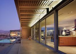 Modular Homes Interior Marmol Radziner Desert House