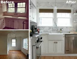 Clc Kitchens And Bathrooms Kitchen Before And After New Life For Cramped Quarters Bob Vila